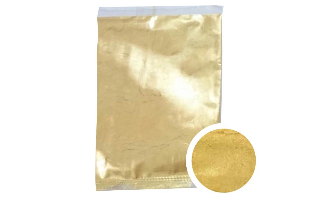 Gold-bag-and-powder